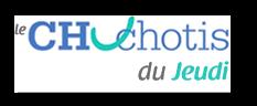sussurrou na quinta-feira - Logotipo da Web